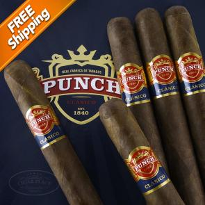 Punch Natural Presidente Pack of 5 Cigars-www.cigarplace.biz-21
