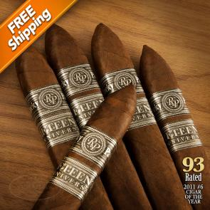 Rocky Patel 15th Anniversary Torpedo Pack of 5 Cigars 2011 #6 Cigar of the Year-www.cigarplace.biz-22