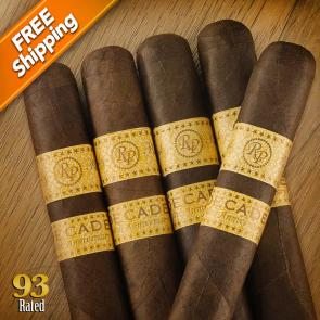 Rocky Patel Decade Robusto Pack of 5 Cigars-www.cigarplace.biz-22
