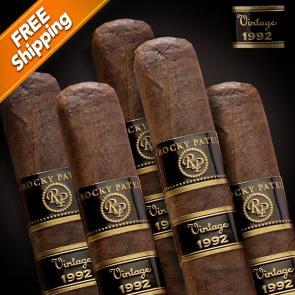 Rocky Patel Vintage 1992 Robusto Pack of 5 Cigars-www.cigarplace.biz-21