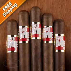 ROMEO by RyJ Robusto Pack of 5 Cigars-www.cigarplace.biz-22