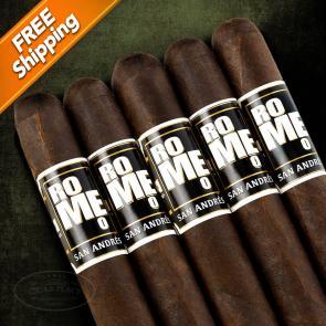 Romeo San Andres by RyJ Toro Pack of 5 Cigars-www.cigarplace.biz-22