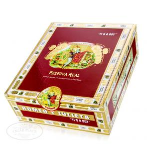 Romeo Y Julieta Reserva Real Its A Boy Romeo (Glass Tubos) Cigars-www.cigarplace.biz-22