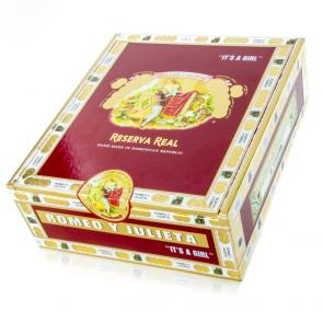 Romeo Y Julieta Reserva Real Its A Girl Julieta (Glass Tubos) Cigars-www.cigarplace.biz-21
