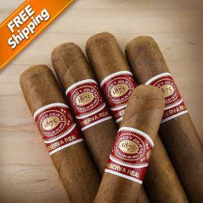 Romeo Y Julieta Reserva Real Robusto Pack of 5 Cigars-www.cigarplace.biz-22