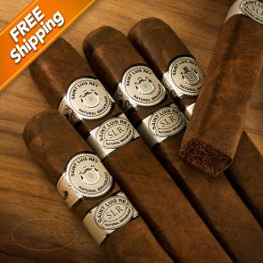Saint Luis Rey Natural Broadleaf Magnum Pack of 5 Cigars-www.cigarplace.biz-21
