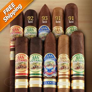 MYM San Lotano Sampler Pack of 10 Cigars-www.cigarplace.biz-21