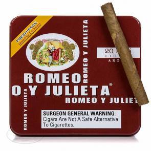 Romeo Y Julieta Miniatures Mini Red Aroma Tin 20-www.cigarplace.biz-22
