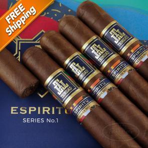 Trinidad Espiritu Magnum Pack of 5 Cigars-www.cigarplace.biz-22