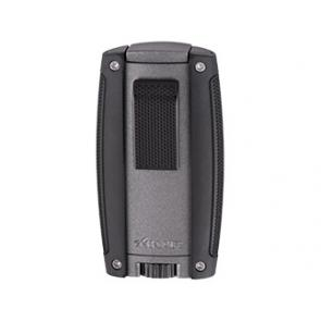 Xikar Turismo Cigar Lighter Gray-www.cigarplace.biz-21