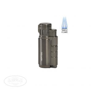 Vertigo Bomber Triple Torch Lighter Gunmetal-www.cigarplace.biz-21