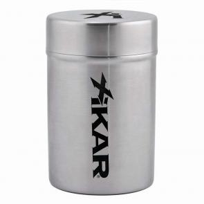 Xikar Stainless Portable Ashtray Can-www.cigarplace.biz-21