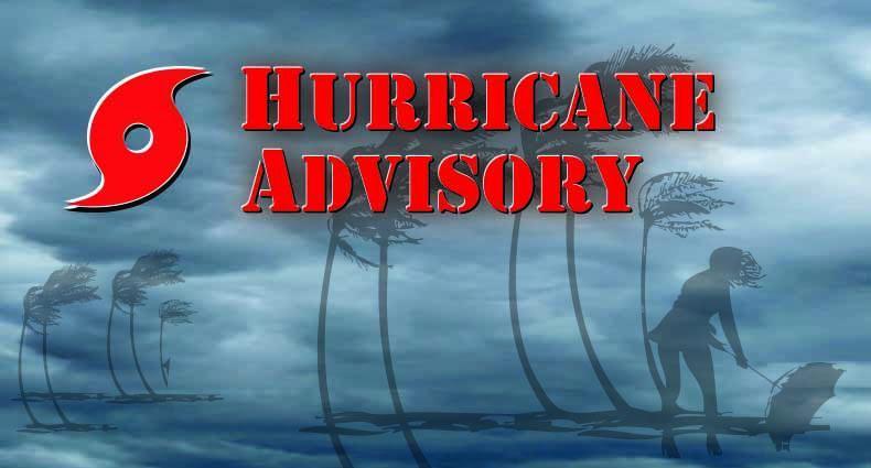 Hurricane Dorian Advisory