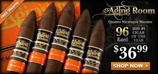 Aging Room Quattro Nicaragua Maestro 36.99