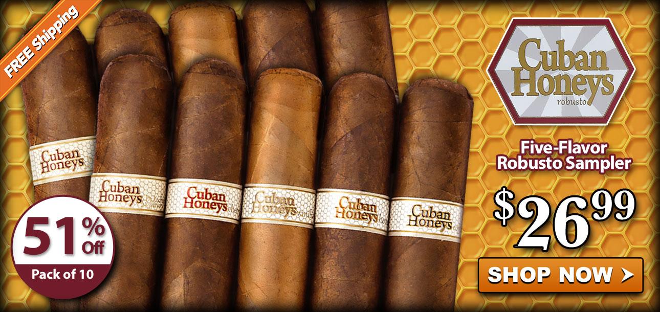 Cuban Honeys Sampler