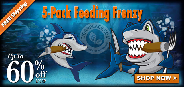 5pk Feeding Frenzy (regular)